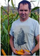 Grzegorz Guzik poleca kukurydzę Afixx