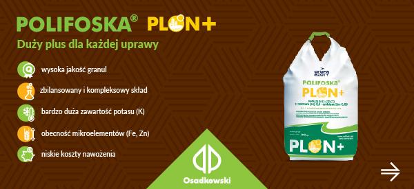 Nawóz NPK Polifoska Plon+