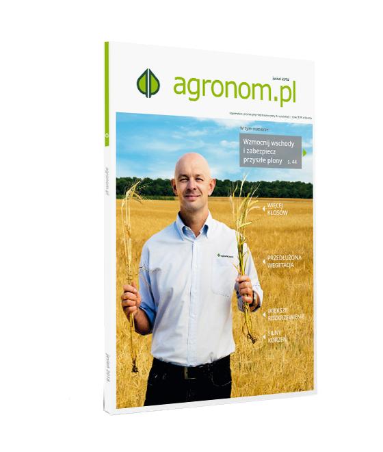 AGRONOM.PL- JESIEŃ 2018