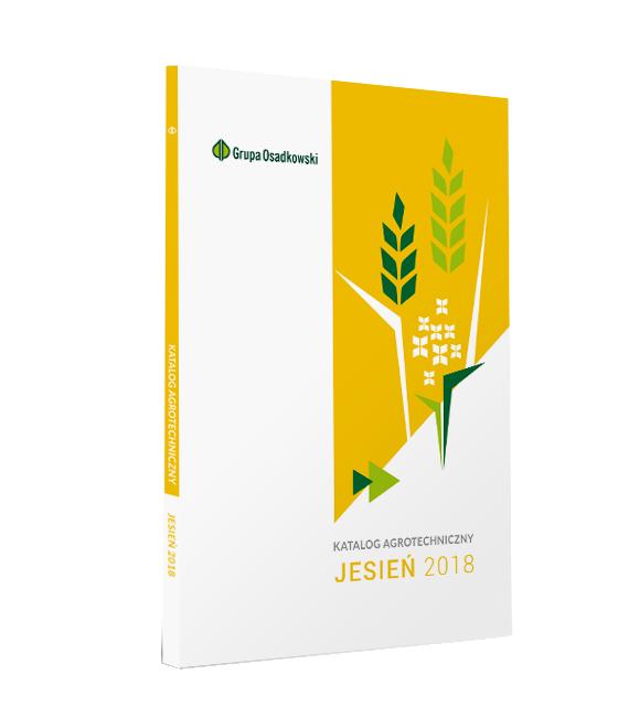 KATALOG AGROTECHNICZNY- JESIEŃ 2017