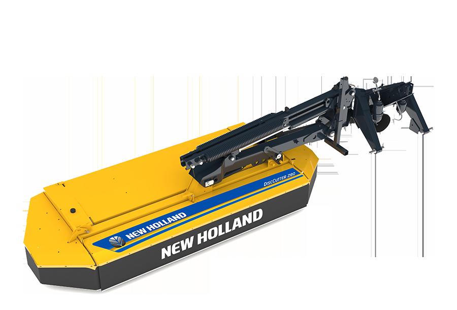 New Holland - Kosiarki Mocowane Z Przodu