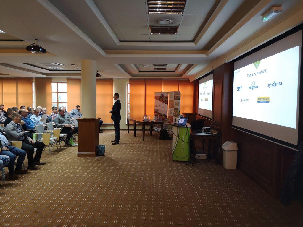 konferencja kukurydza